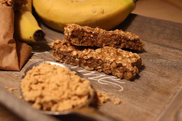 recette de barres protéinées vegan biosavor