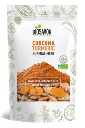 curcuma Bio en poudre Français